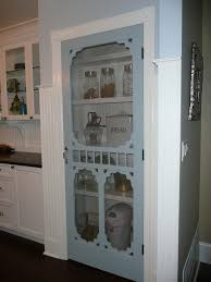 Kitchen Pantry Doors Ideas Best 25 Screen Door Pantry Ideas On Pinterest Pantry Doors