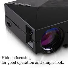 home theater projector mini portable hd home cinema theater multimedia lcd projector usb