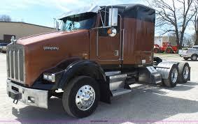 2000 kenworth for sale 2000 kenworth t800b semi truck item l5479 sold april 21