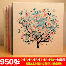 Plastic Photo Album Large Family Album 23567810 Inch Plastic Insert Type Photo Couple