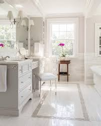 White Bathroom Tile Designs 25 Best White Vanity Bathroom Ideas On Pinterest White Bathroom