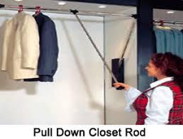 pull down closet rod pull down closet rod fk digitalrecords