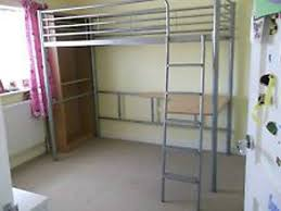 Delightful Bedroommetal Bunk Bed With Desk Underneath Graceful - Metal bunk bed with desk