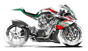 future honda motorcycles a honda rvf1000 v4 superbike for 2019 asphalt u0026 rubber