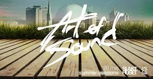 The Art Of Sound Design Ra Art Of Sound Rooftop Open Air At Slakthuset Sweden 2016