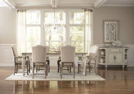 Two Tone Wood Floor Two Tone Dining Room Provisionsdining Com