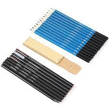 charcoal sketching pencils set 41 pcs magicfly drawing pencil