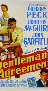 gentleman s gentleman s agreement 1947 trivia imdb