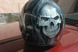 custom painted motocross helmets custom airbrush paint motorcycle helmets for sale by bad paint