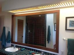 mirror frame ideas bathroom mirror ideas for perfect ambience home decor inspirations