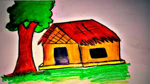 house drawing amazing deluxe home design