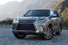 lexus pickup truck 2016 redesigned 2016 lexus lx 570 still skimps on space news cars com