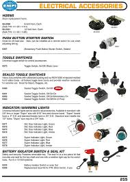 12 volt push button light switch horns push button starter switches sealed toggle switches