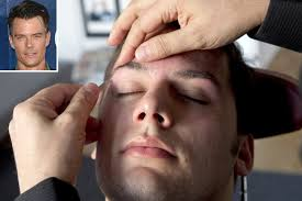 Eyebrow Threading Vs Waxing Men Grooming Their Eyebrows Like Tiki Barber Is Now A Thing New
