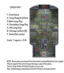 trinity deck plans u2013 starship trinity