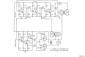 dc to phase ac inverter circuit diagram zen wiring diagram