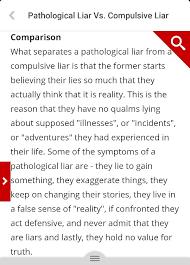Compulsive Liar Memes - an in depth comparison pathological liar vs compulsive liar