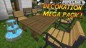 Minecraft Decoration Mod Plus De 500 Nouveaux Objets Pour Le Jeu Présentation Du Mod