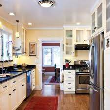 Recessed Lights In Kitchen San Francisco Magnetic Knife Holder Kitchen Eclectic With