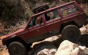 1989 jeep wagoneer lifted land cruiser cherokee f 150 face off in cheap truck challenge