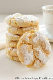 soft and chewy lemon cookies serena bakes simply from scratch