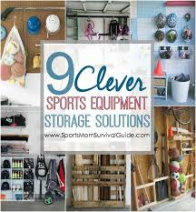 Ball Organizer Garage - 25 beste ideeën over sportartikelen opslag op pinterest sport