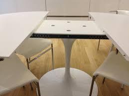 Eero Saarinen Table Eero Saarinen Extendable Table