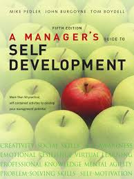 a manager u0027s guide to self development competence human