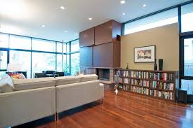 Long Low Bookshelf Berlin Long Low Bookcase Living Room Contemporary With Kirschholz