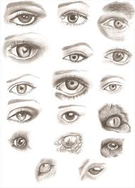 pencil eyes drawings by apprenticeofart on deviantart