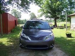 toyota sienna review 2011 toyota sienna the truth about cars