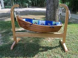 Free Wood Baby Cradle Plans by Aluminium Boat Plans Free Baby Boat Cribs Chesapeake Boathouse