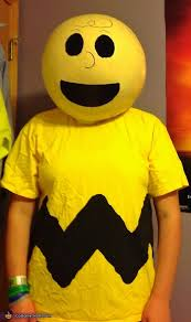 Charlie Brown Costume Charlie Brown Diy Halloween Costume Photo 2 2