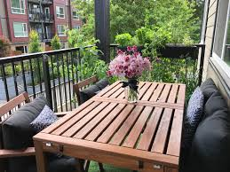 amenager balcon pas cher idées pour aménager et décorer ton balcon u0027pinterest style