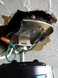 ceiling fan mounting bracket replacement ceiling fan mounting bracket doesn t fit the electrical box help