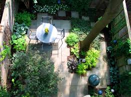 Small Courtyard Design by Furniture Pleasant Small Courtyard Garden Design Ideas The