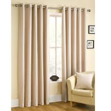 Eyelet Curtains Buy Rico Chenille Champagne Eyelet Curtains Online Home Focus At