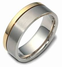 two tone mens wedding bands engagement ring ideas page 8 of 15 engagementringideas co
