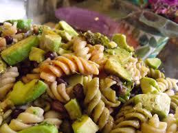 jackie u0027s vegan tri colored pasta kale black bean orange bell
