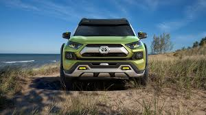 future toyota future toyota adventure concept debuts at the l a auto show