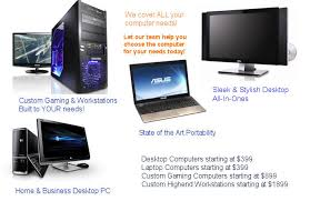 Desk Top Computer Sales Computer Sales