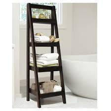 Jenlea Shoe Storage Cabinet 53 5 Storage Ladder Bookcase For Sale