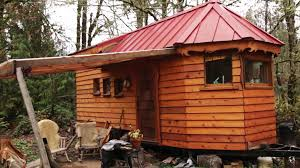 artisan builds his tiny house from salvaged trailer u2013 with no plans