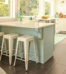 painting a kitchen island remodelaholic update a plain kitchen island or peninsula with