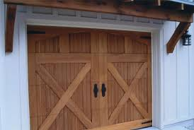 Overhead Barn Doors Dummy Arrow Hinges And Santa Fe Ring Pulls On Overhead