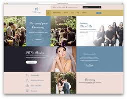 free wedding website 20 best wedding events marriage themes 2017 colorlib