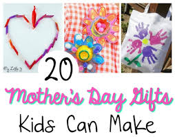 mothers gifts 20 s day gifts kids can make