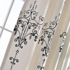 koting home fashion cream white cotton linen european crystal lamp