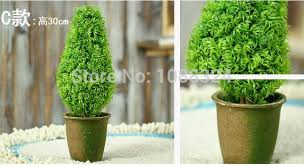 aliexpress buy artificial trees mini trees tree with