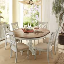 7 piece round dining room set home design ideas